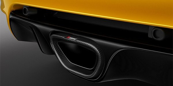 Renault tease une Mégane RS forte de 275 ch