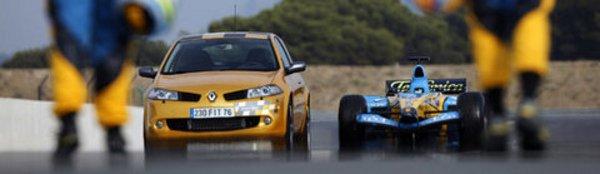 Renault soigne ses Mégane sportives