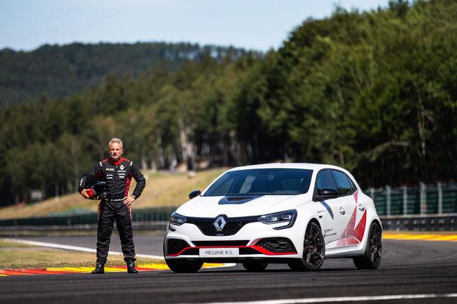 Renault Mégane R.S Trophy-R : record à Spa-Francorchamps