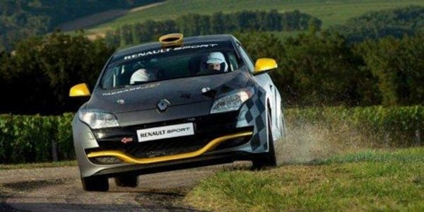 Renault présente la Mégane RS N4