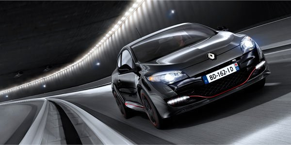 Renault Megane RS Collection 2012