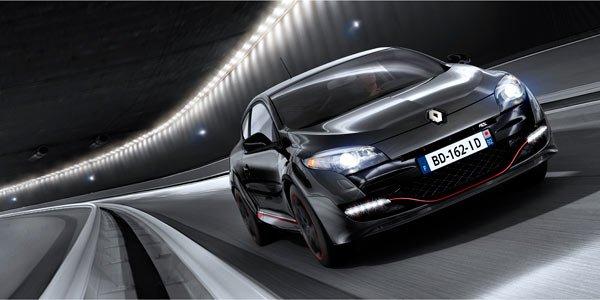 Une Renault Megane RS plus nerveuse ?