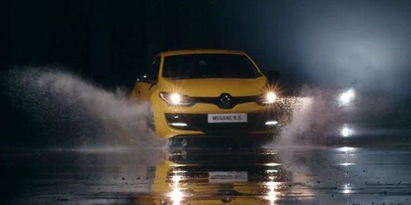 La Renault Mégane RS se dévoile en vidéo