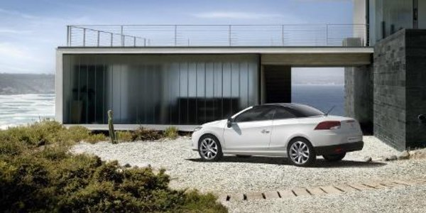 Les tarifs de la Renault Mégane CC