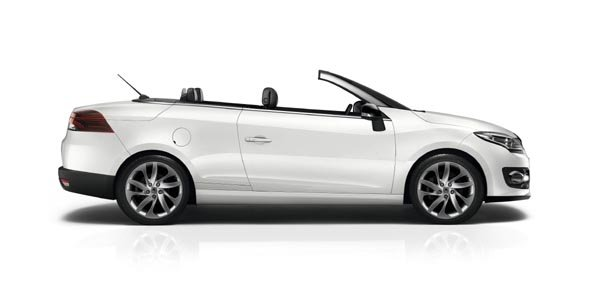 La nouvelle Mégane Coupé Cabriolet arrive