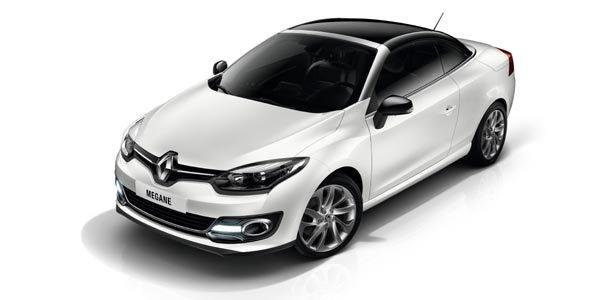 Les prix de la Renault Mégane CC 2014