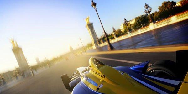Formula E : Renault partenaire du Paris ePrix