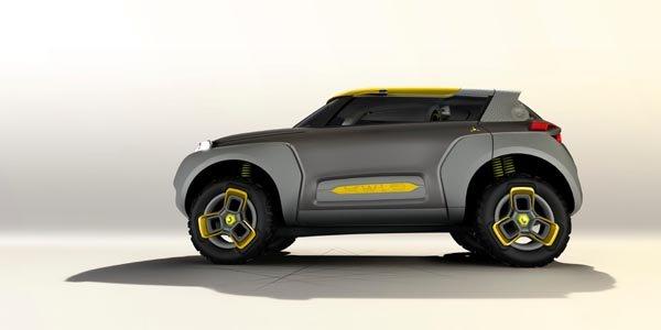 Renault présente son KWID Concept