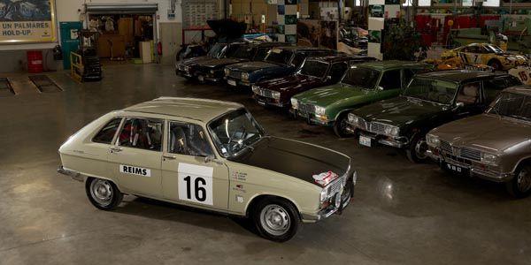 Renault Classic fête les 50 ans de la R16