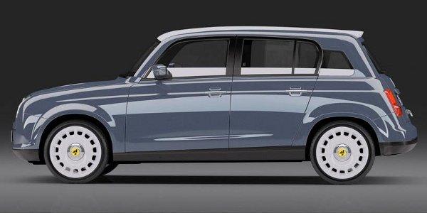 Renault 4 Ever Concept: la 4L revisitée