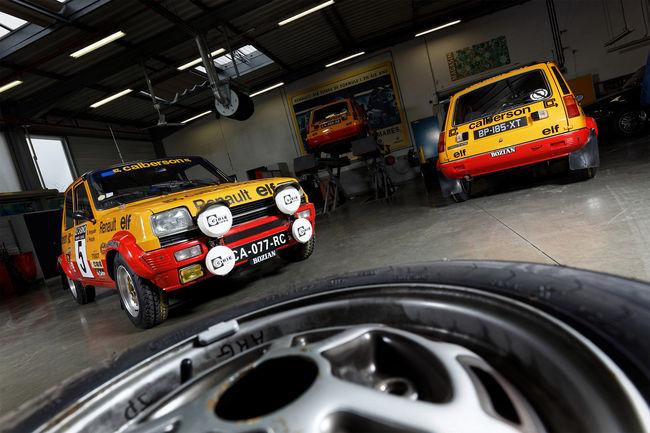 Monte-Carlo Historique : les Renault 5 Alpine à la fête