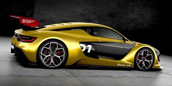 Renault Sport lève le voile sur sa R.S.01