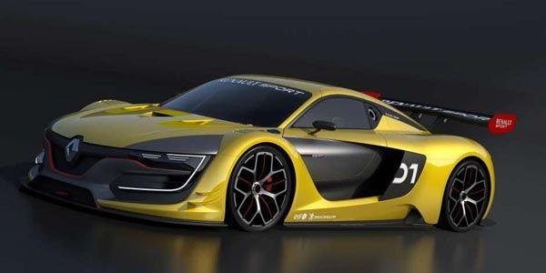 Renault R.S. 01 : la genèse du projet