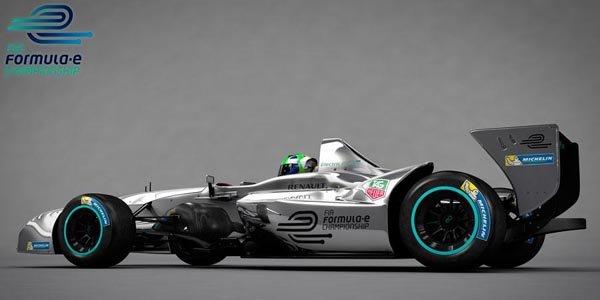 Renault s'investit dans la Formula E