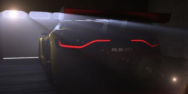 Renault Sport dévoile sa nouvelle R.S.01
