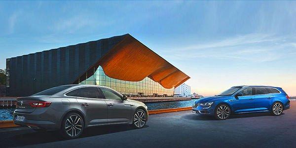 Renault Talisman : prix attractifs