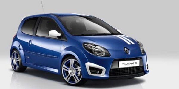 La Renault Twingo Gordini est en vente