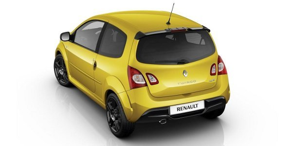Francfort: Renault Twingo RS 2012