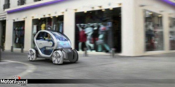 Hola, Renault Twizy Z.E.
