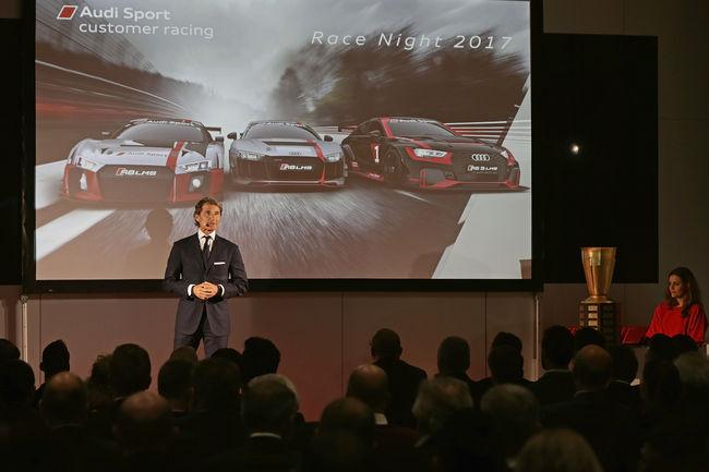 Michael-Julius Renz nouveau CEO d'Audi Sport GmbH