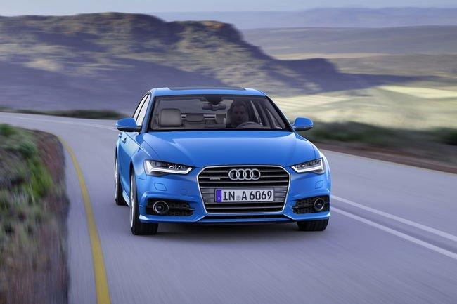 Les Audi A6 et A7 passent au restylage