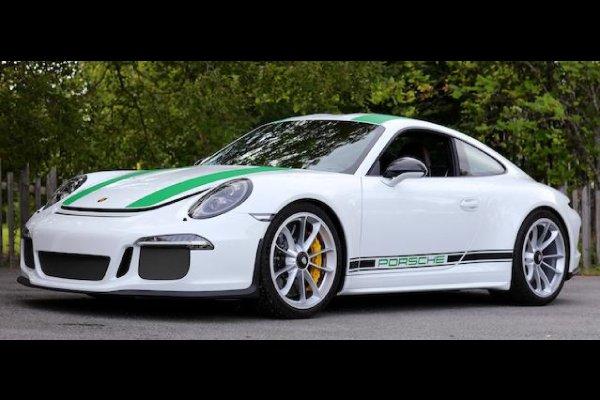 Porsche brille sur la vente Bonhams de Knokke Le Zoute