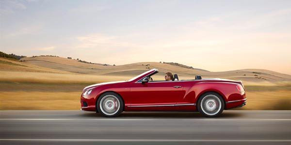 Résultats en hausse pour Bentley ce 1er semestre 2014