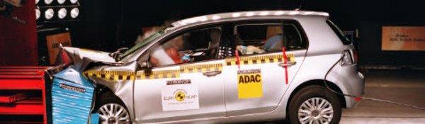 Euro NCAP : 5 étoiles ? Trop facile !