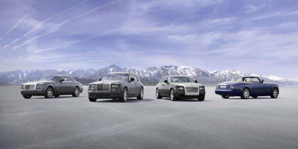 Rolls-Royce perd du terrain