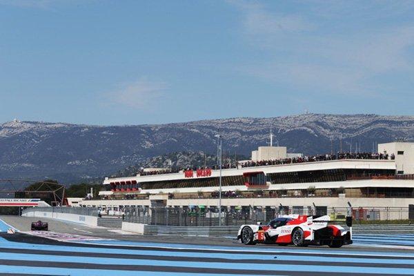 Retour du Grand Prix de France F1 en 2018