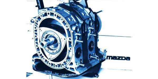 Mazda: le rotatif de retour en 2017