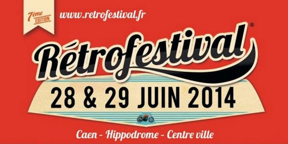 Retrofestival de Caen 2014