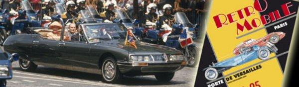 Rétromobile 2007 : honneur aux stars !