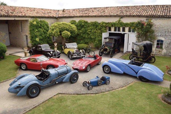 Rétromobile : plateau de choix pour la vente Artcurial Motorcars