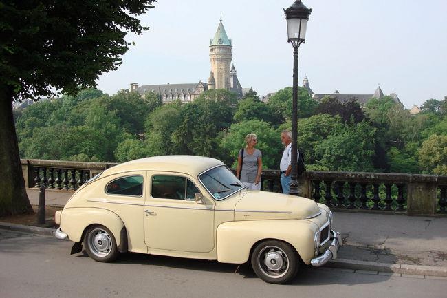 Volvo fête ses 90 ans à Rétromobile