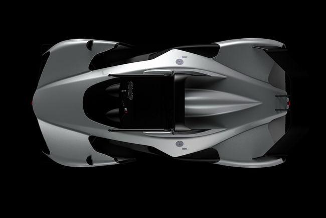 Revolution Racecars dévoile son premier modèle
