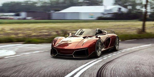 Rezvani Motors Beast X : extrême