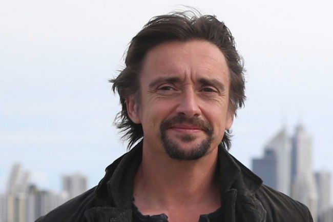 Richard Hammond accidenté mais indemne