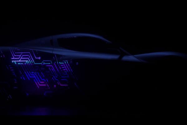 Un teaser pour la nouvelle Hypercar de Rimac