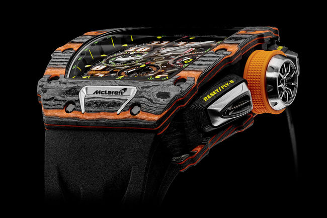Chronographe RM 11-03 McLaren Automatic Flyback