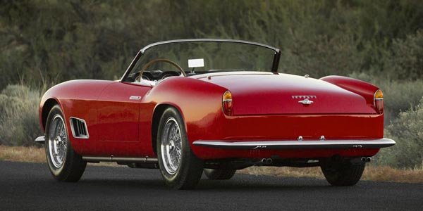 Vente record pour RM Auctions en Arizona