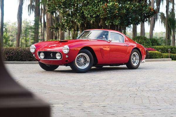 RM Sotheby's : la fièvre Ferrari à Monterey