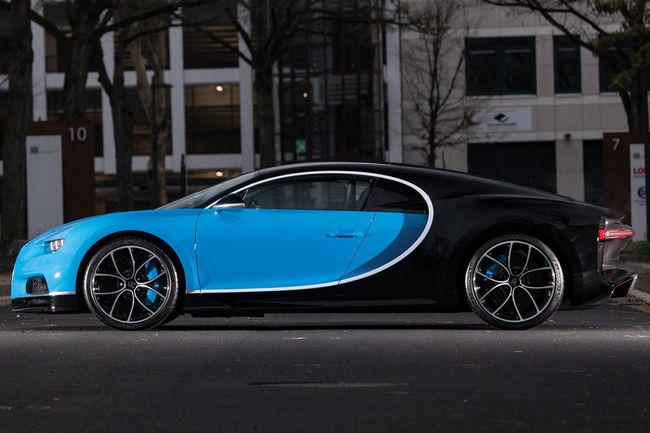 Trois Bugatti pour la vente parisienne de RM Sotheby's