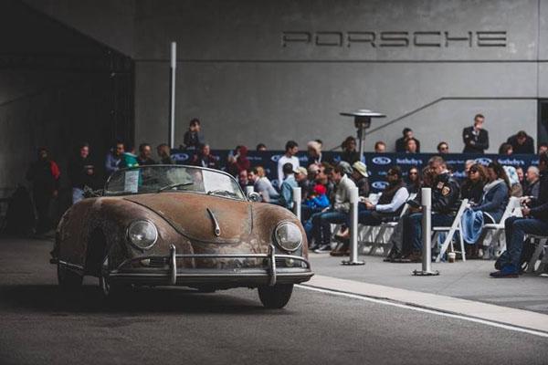 RM Sotheby's : beau succès pour la vente Porsche