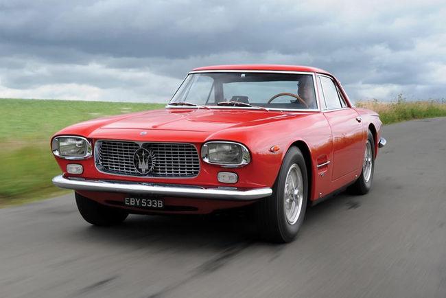 RM Sotheby's : une collection Maserati vendue à Londres