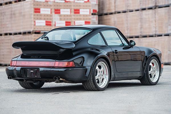 Une collection Porsche chez RM Sotheby's