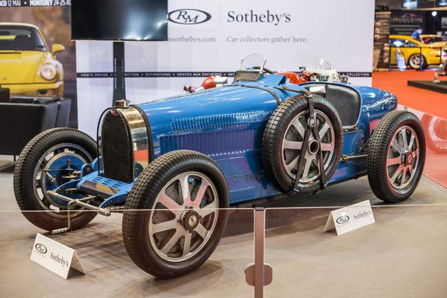 RM Sotheby's : deux modèles originaux exposés à Rétromobile