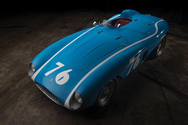 RM Sotheby's : quatre modèles Ferrari rarissimes à Pebble Beach