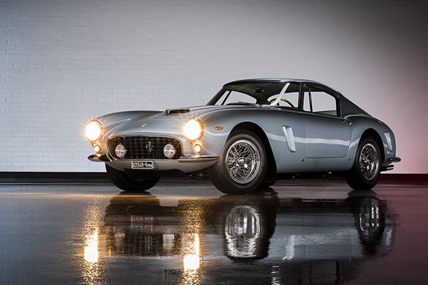 RM Sotheby's : bel accueil pour les modèles Ferrari à Monterey