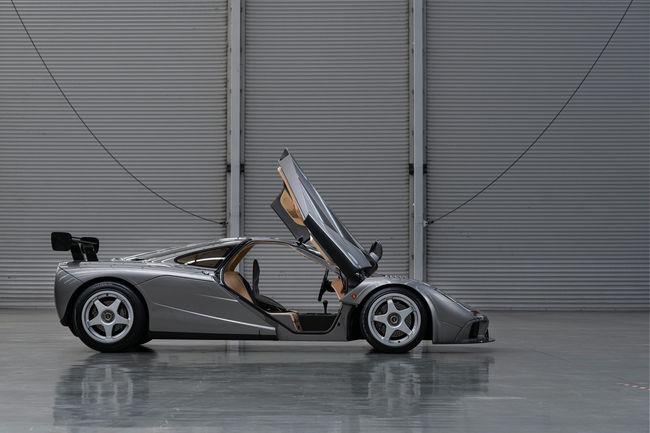 RM Sotheby's : vente record pour une McLaren F1 LM-Spec